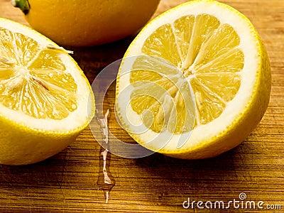 Fresh Cut Lemon