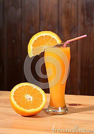 Fresh drink, healthy lifestyle