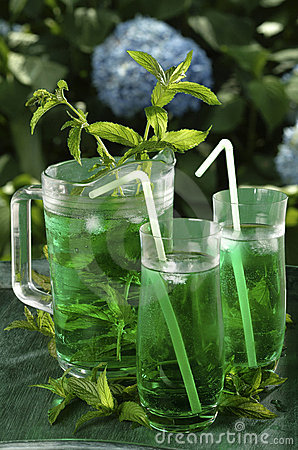 Free Fresh Drink Mint Stock Images - 2553594