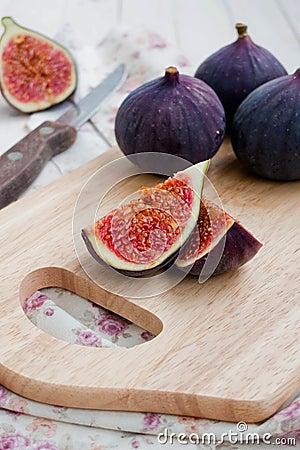 Free Fresh Fig Royalty Free Stock Photos - 26542948