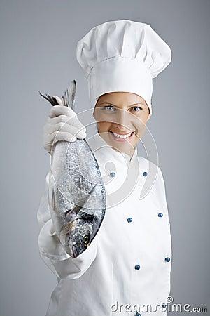 Free Fresh Fish Royalty Free Stock Photos - 7072468
