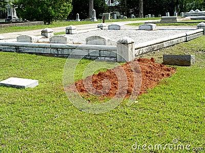 Fresh Grave