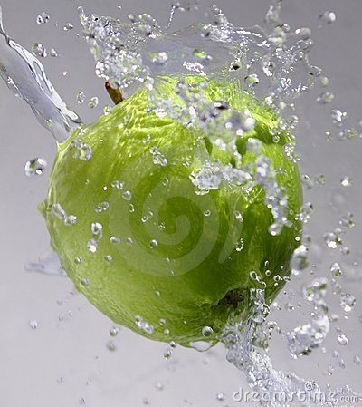Free Fresh Green Apple Royalty Free Stock Image - 21063256