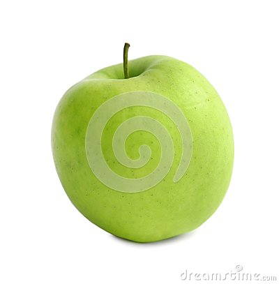 Free Fresh Green Apple On Background Royalty Free Stock Photo - 112621995