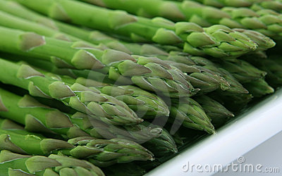 Fresh green vegetables, macro close up