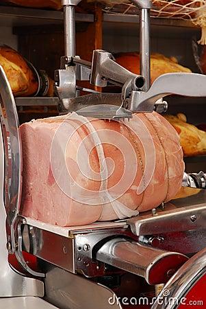 Fresh ham.