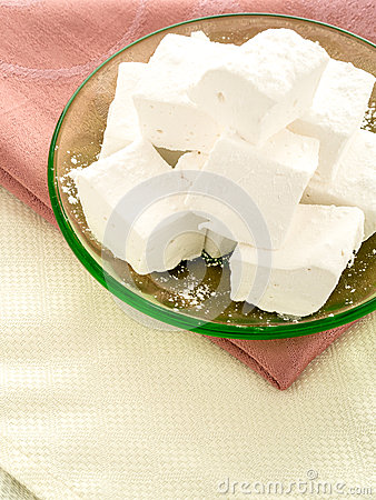 Fresh Homemade Marshmallows