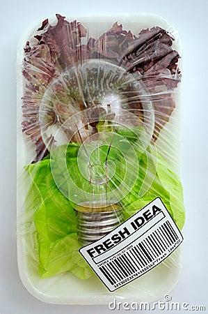 Free Fresh Idea Royalty Free Stock Image - 2022186