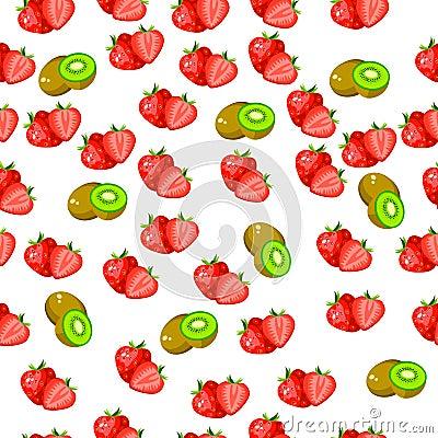 Free Fresh Kiwi And Slice Stock Photography - 82158182