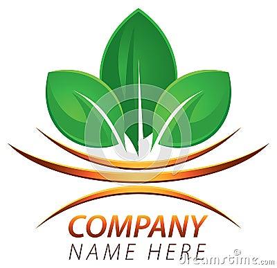 Fresh Leaf Logo