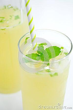 Free Fresh Lemonade Stock Photo - 25948880