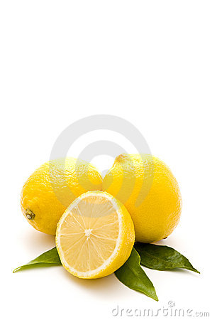 Free Fresh Lemons Stock Photography - 12532832