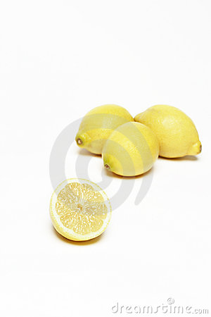 Free Fresh Lemons Stock Image - 2782321