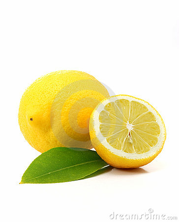 Free Fresh Lemons Stock Photo - 4676200