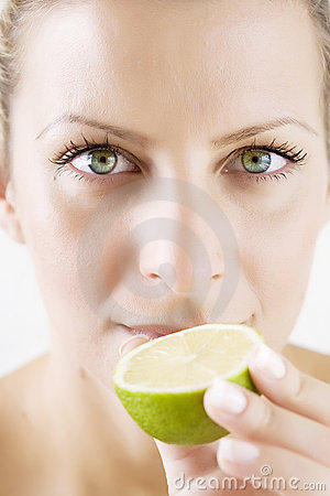 Free Fresh Lime Scent Royalty Free Stock Photos - 4319688
