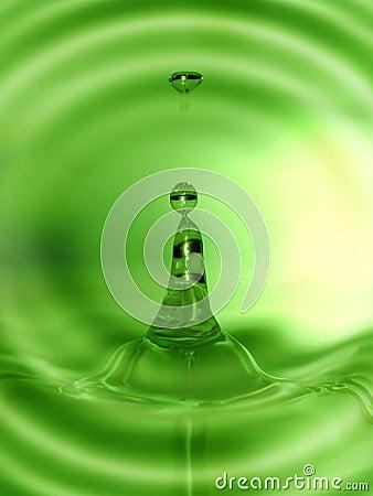 Fresh liquid concept