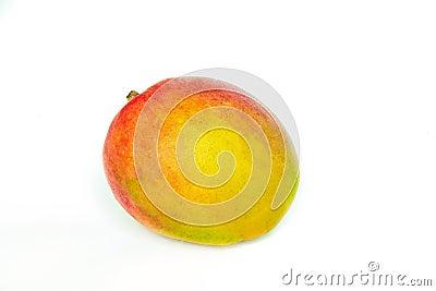 Fresh mango isolated