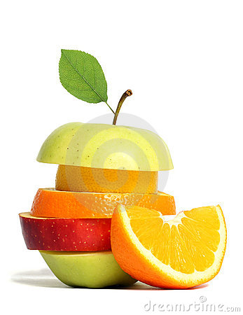 Free Fresh Mixed Fruit Stock Photos - 22881753