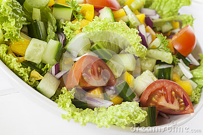 Fresh Mixed Salad