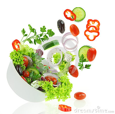 Free Fresh Mixed Vegetables Royalty Free Stock Photography - 29892727