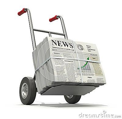 Fresh newspaper