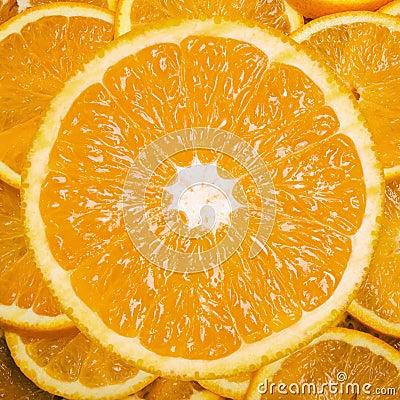 Free Fresh Orange Royalty Free Stock Photo - 58099265