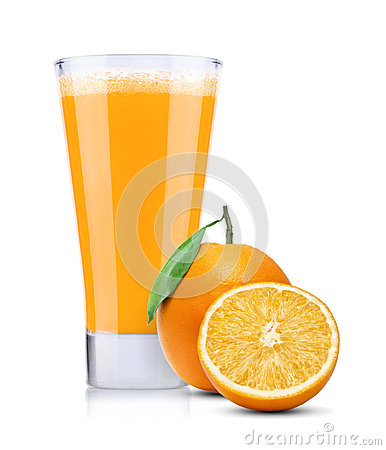Free Fresh Orange Juice Royalty Free Stock Photos - 29022288