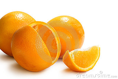 Fresh Oranges