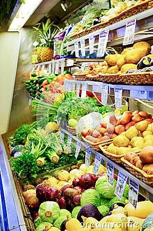 Free Fresh Organic Produce Royalty Free Stock Photography - 85806557