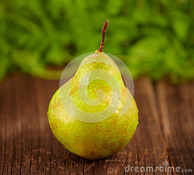 Fresh Pear Stock Photography - Image: 24897662