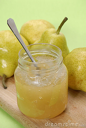Fresh pear.