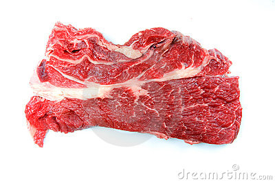 Fresh Piece of Steak for Grilling
