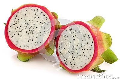 Fresh pitaya fruit (Hylocereus undatus)