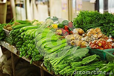 Fresh produce