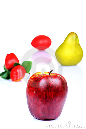 Fresh ripe fruits