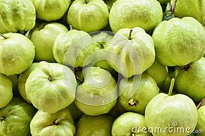 Fresh ripe guava