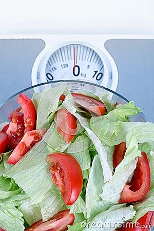 Free Fresh Salad Royalty Free Stock Photo - 1679715