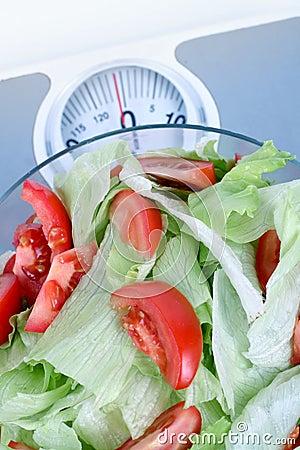Free Fresh Salad Royalty Free Stock Photos - 1679718