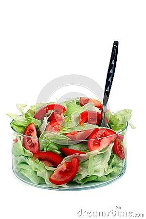 Free Fresh Salad Royalty Free Stock Image - 1679726