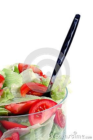 Free Fresh Salad Royalty Free Stock Photos - 1679738