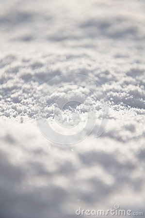 Free Fresh Snow On The Ground Stock Photography - 88193602