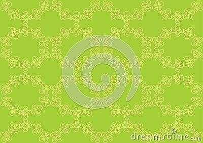 Fresh spirals texture