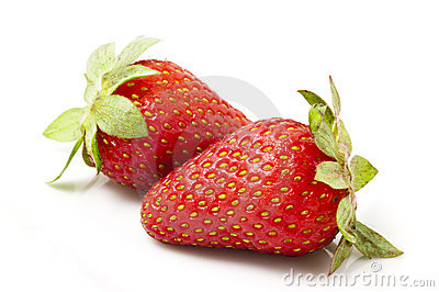 Fresh Strawberry Fruits
