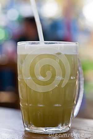 Fresh Sugar Cane Juice