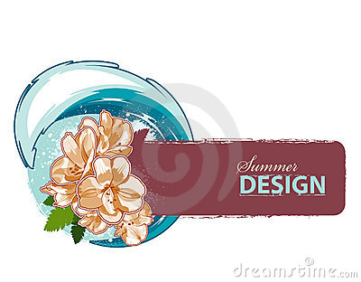 Fresh summer design