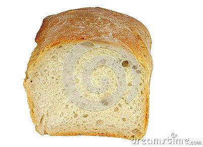 Fresh tasty bread - isolated #2