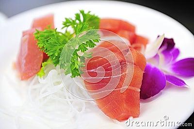 Fresh Tuna Sashimi
