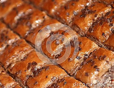 Baclava / Turkish Cake