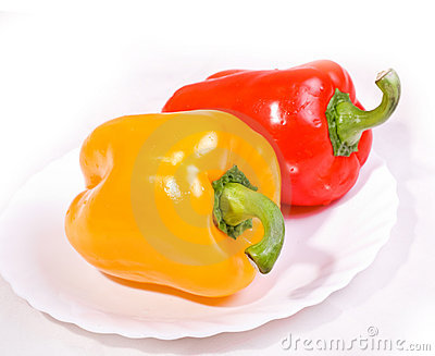 Fresh Vegetable Bell Pepper