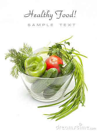 Free Fresh Vegetables Stock Photo - 17460920